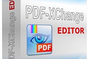 PDF-XChange Editor v8.0.338 绿色特别版(64位版本)