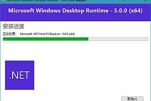 Microsoft .NET Runtime v5.0.4 官方正式版