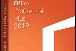 微软Office 2019 批量授权版21年04月更新版