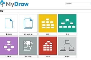 思维导图软件 MyDraw 5.0.1 中文绿色特别版