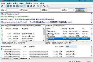 FileZilla v3.52.2.0 Final 绿色便携版及专业版